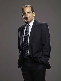 Peter Jacobson as Dr Chris Taub. House.