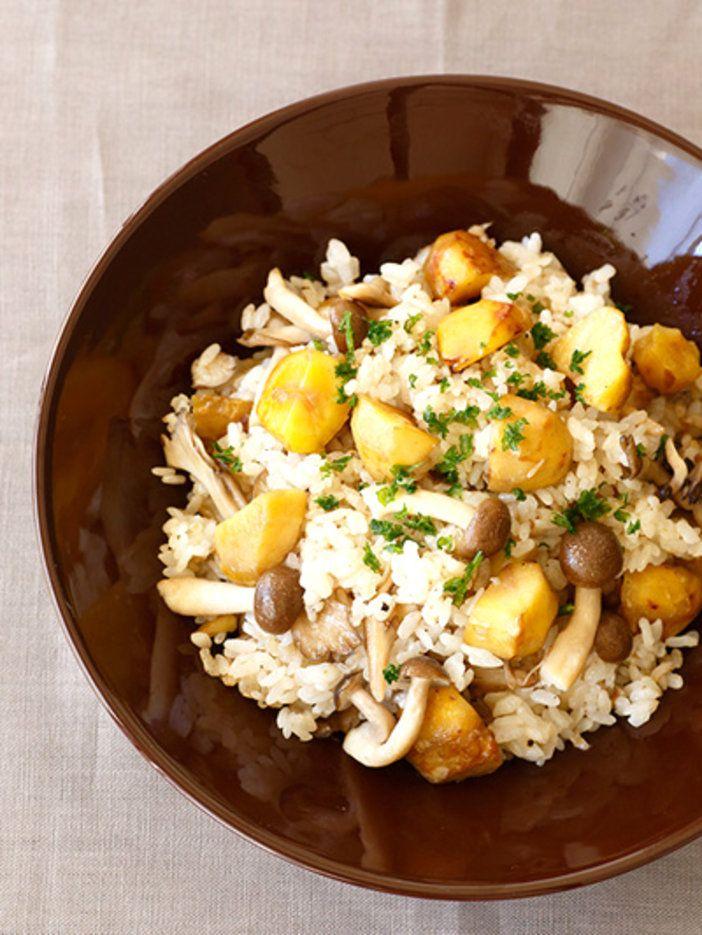 旬の素材たっぷりの、おもてなし秋ごはん 『ELLE gourmet(エル・グルメ)』はおしゃれで簡単なレシピが満載!