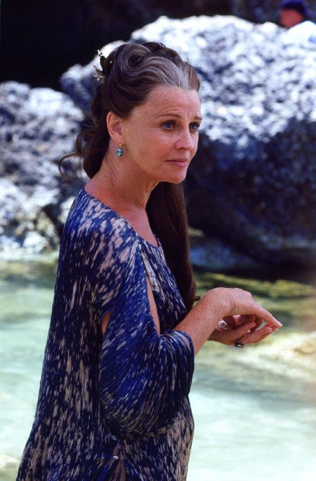 Julie Christie in Troy (2004)