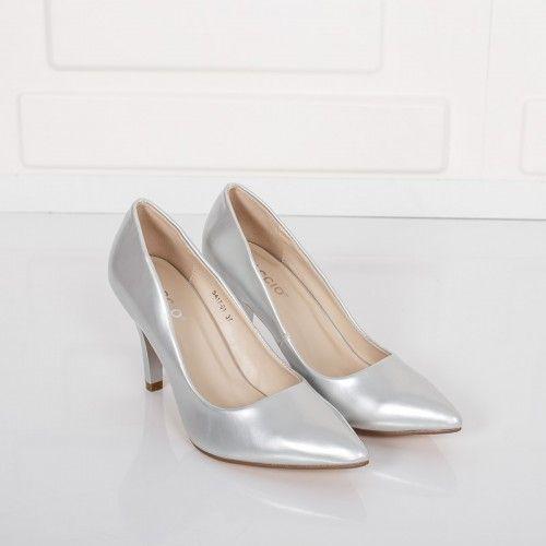 Promotie Pantofi dama Radon argintii