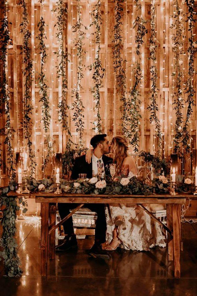 Tipos de iluminación para tu boda