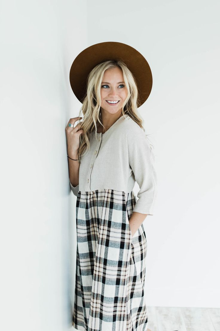 Holland Road Button Dress | ROOLEE