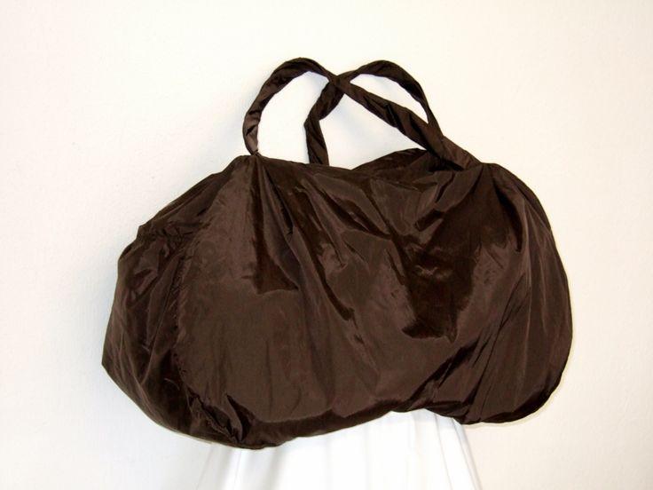 borsa da spiaggia marrone