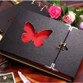 Diy photo album creative album for girlfriend valentine 39 s for Creative valentines day ideas for wife