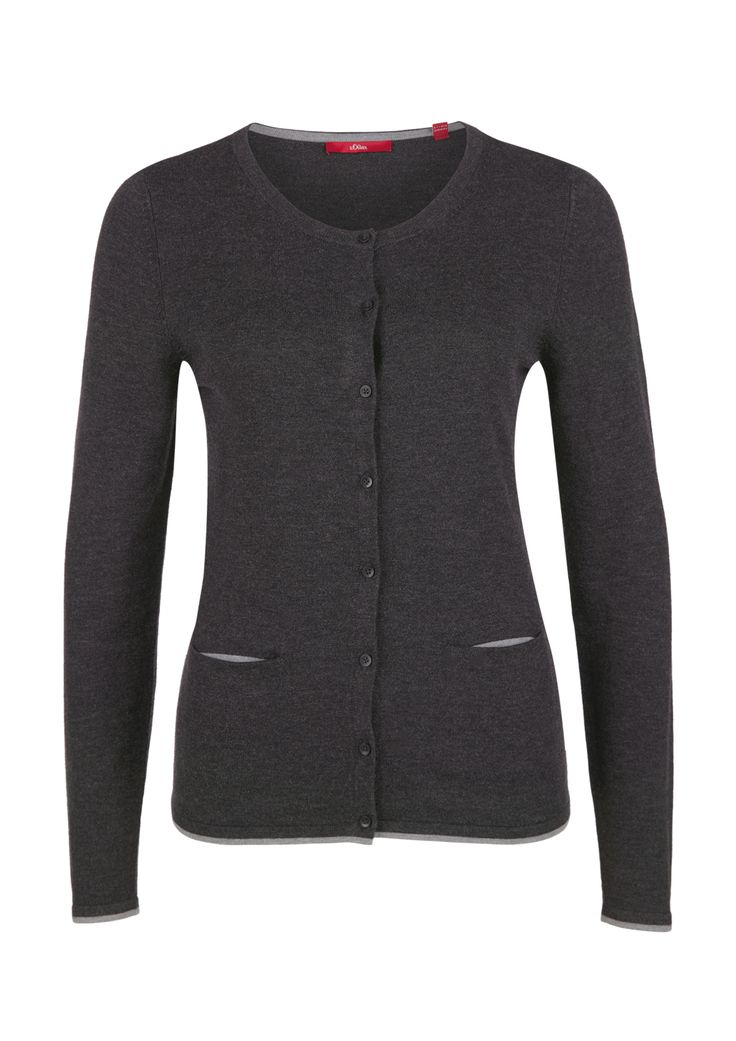 Strickjacke Jetzt bestellen unter: https://mode.ladendirekt.de/damen/bekleidung/strickjacken-und-maentel/strickjacken/?uid=f20d9286-5df1-5d89-a09f-65c3c0e18015&utm_source=pinterest&utm_medium=pin&utm_campaign=boards #strickjacken #cardigans #feinstrick #damen #bekleidung #maentel