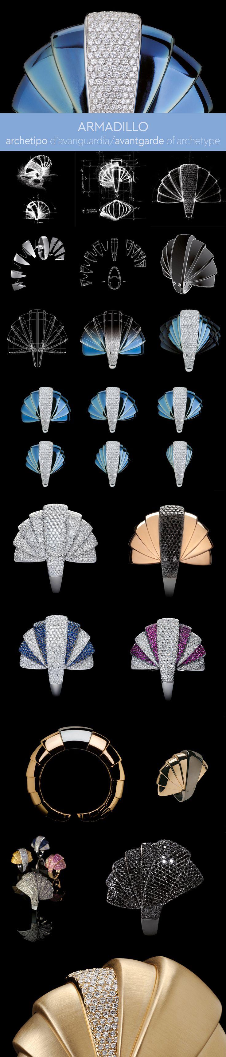 Massimiliano Bonoli - Project Design Jewelry