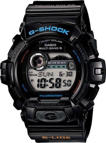 Mens G-Shock G-LIDE Tough Solar - From watchcentre.com.au.