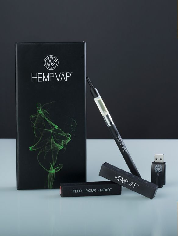 HempVĀP™ introduces a first of its kind hemp-based CBD oil vaporizer pen. This cool and sleek-looking custom designed vaporizer doesn't use ...