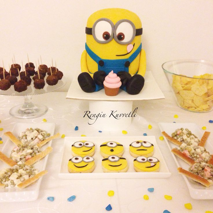 Minion Birthday Party / Minion Doğum günü Partisi