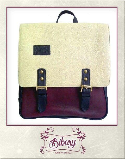 Backpack elaborado 100% en cuero!!!