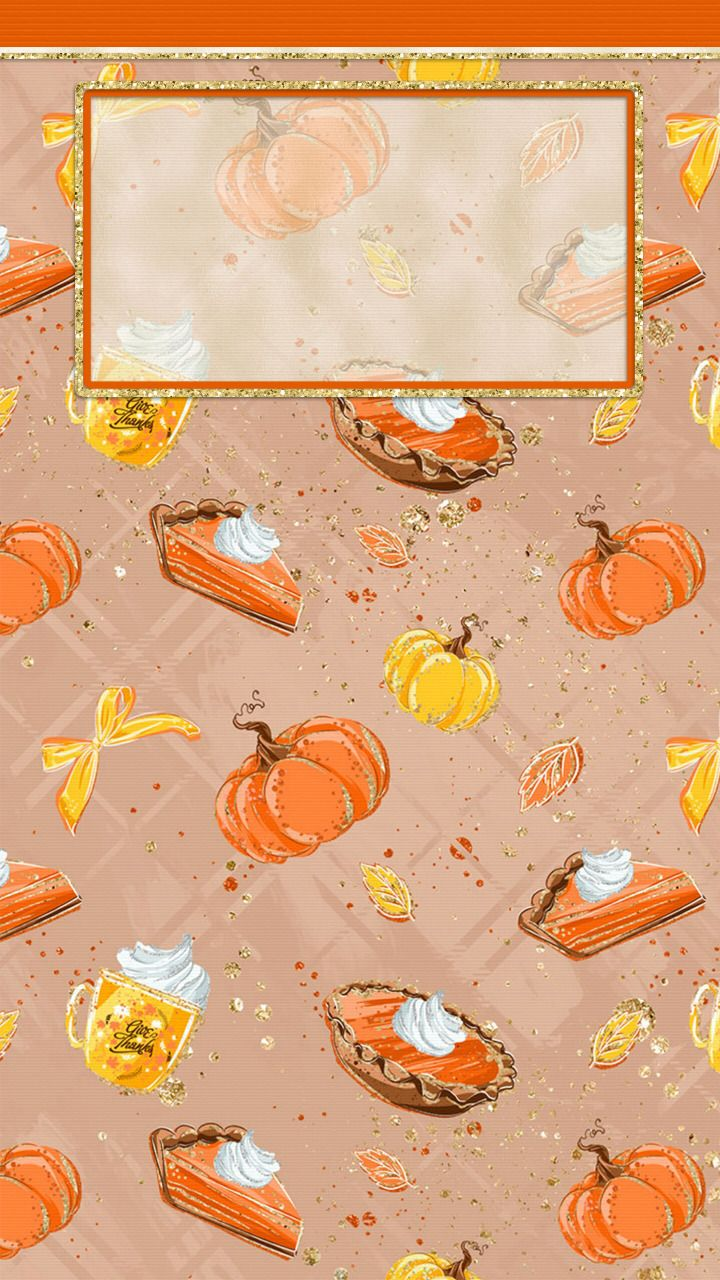 Wallpapers Autumn Pumpkin Wallpapers Thanksgiving Iphone Wallpaper Pumpkin Wallpaper Halloween Wallpaper