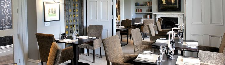 The Arboretum Restaurant - Sunday Lunch at The Cornwall Hotel, Spa and Estate | Restaurant | St Austell