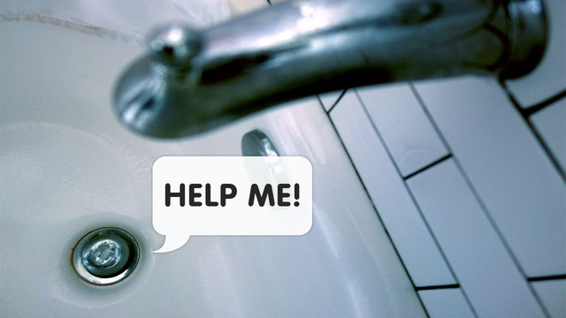 How to Avoid a Clogged Bathtub Drain: Pour boiling hot water down it 1x a month!