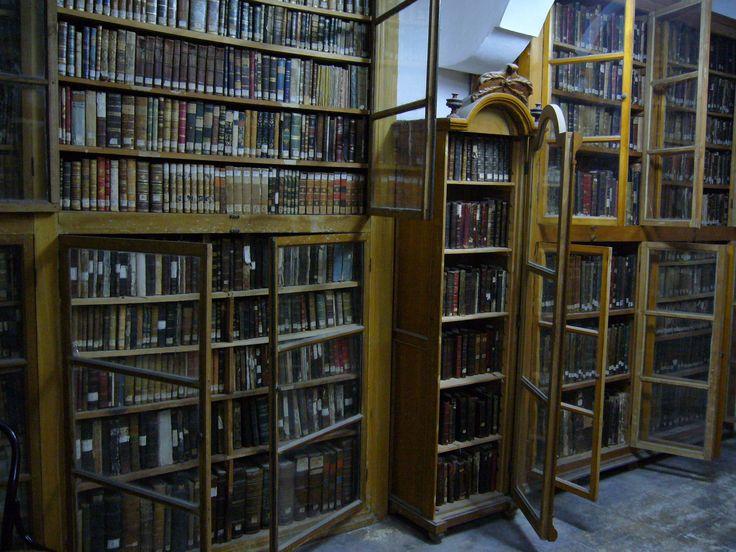 Mount Athos-Library