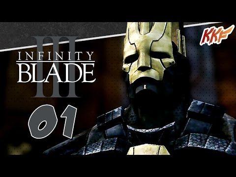 Infinity Blade III vandut la reducere pentru iPhone si iPad √ iDevice.ro