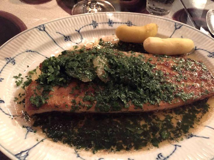 Restaurant Gammel Mønt - Smagsløgene