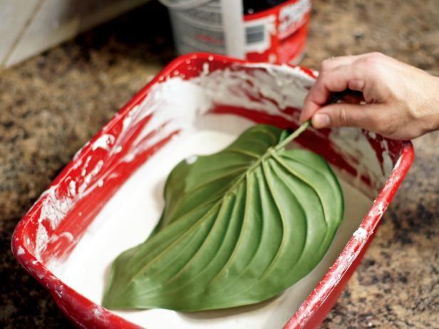 Comment fabriquer un plateau en plâtre?