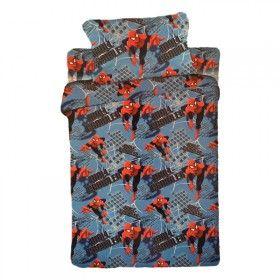Completo lenzuola Spider-man