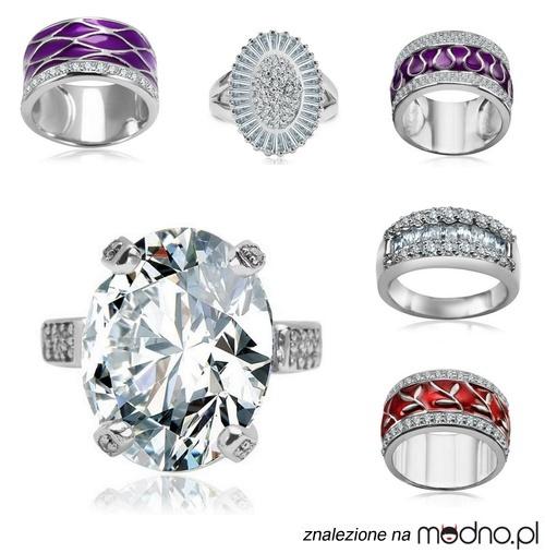 Yes pierścienie XL