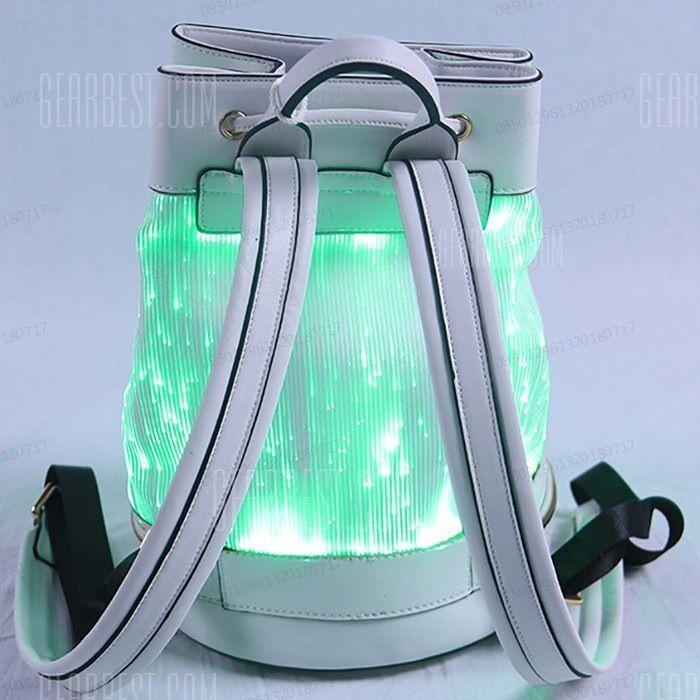 Led Light Up Luminous Fiber Optic