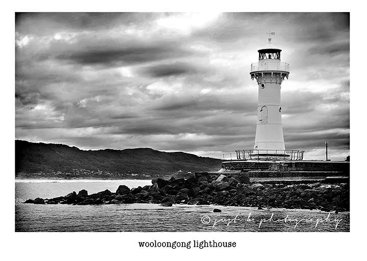 Wollongong Lighthouse NSW  www.justbphotography.com.au