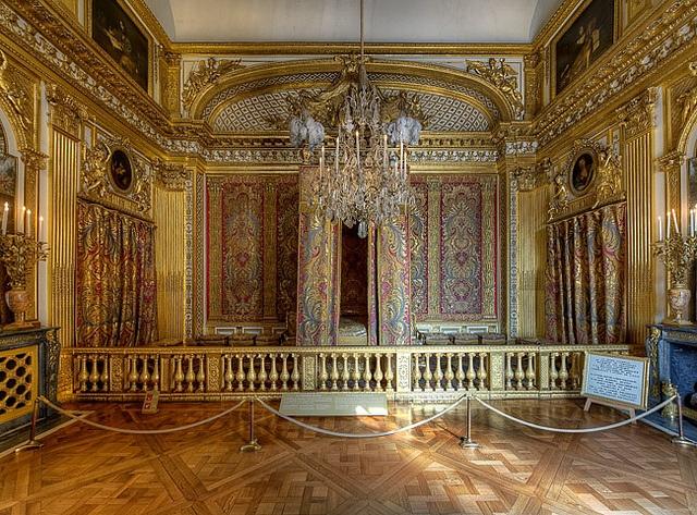 versailles king 39 s bedroom versailles pinterest