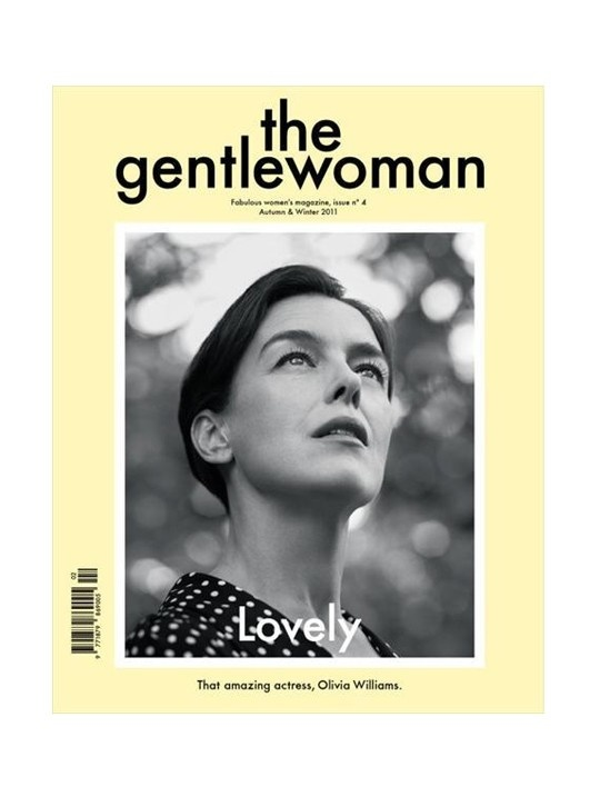 THE GENTLEWOMAN - boeken - I/OBJECT