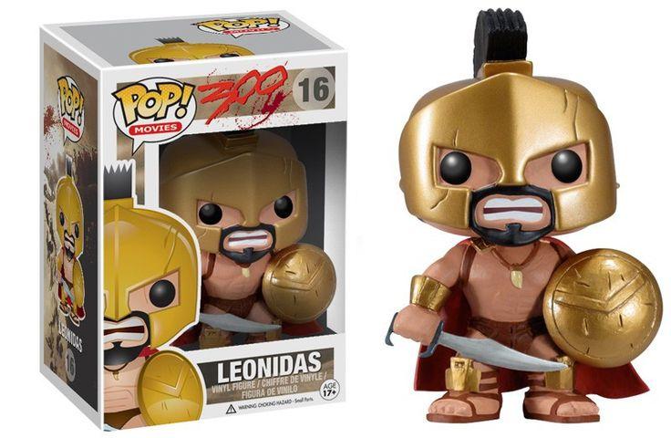 Funko Pop Movies 300 Leonidas