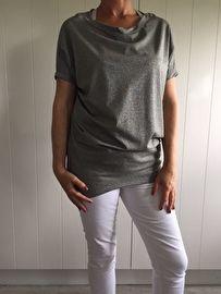 shirt (glitter olive)