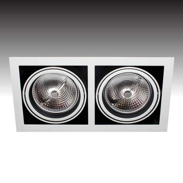 Dl702 Led Recessed Adjustable Gimbal Led Downlight