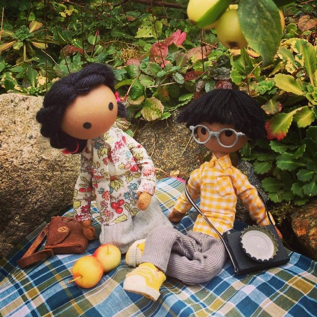 September picnic with Mild & Mellow · windyandfriends on Instagram