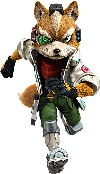 Fox McCloud - Star Fox Zero