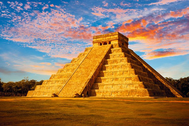 38. See the Mayan Ruins of Chichen Itza in Mexico