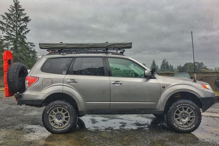 Rad Racer — Subaru Forester XT SH Lifted