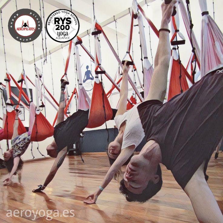 Columpio YOga Teacher Training, hamaca, hamac, balaçoire, trapecio, trapeze, swing, fly, flying, airyoga #aeroyoga #aeropilates #aeroyogaargentina #aeroyogachile #aeroyogastudio #aeropilatesespaña #aeropilatesbrasil #aeropilatesteachertraining #aeroyogateachertrainign #aerialyogateachertraining #argentina #brasil #chile #formacion #aeropilatescursos #cursosaeropilates