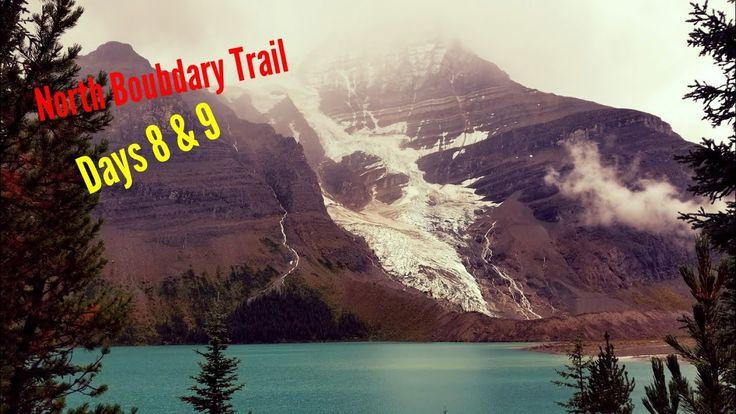 North Boundary Trail, Days 8 & 9, September 8-9 2017