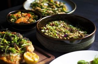Mardi - West Hollywood | Palihouse's New Place for Shareable Plates from Kris Tominaga. Los Angeles