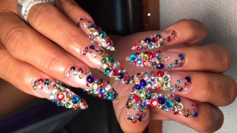 Blessed by Beedy's Bianca Williams-Banks talks building her nail brand after Hurricane Katrina