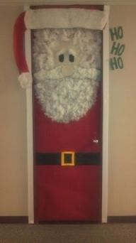 "Santa Door Decoration  (do for Christmas ~~)"" data-componentType=""MODAL_PIN"