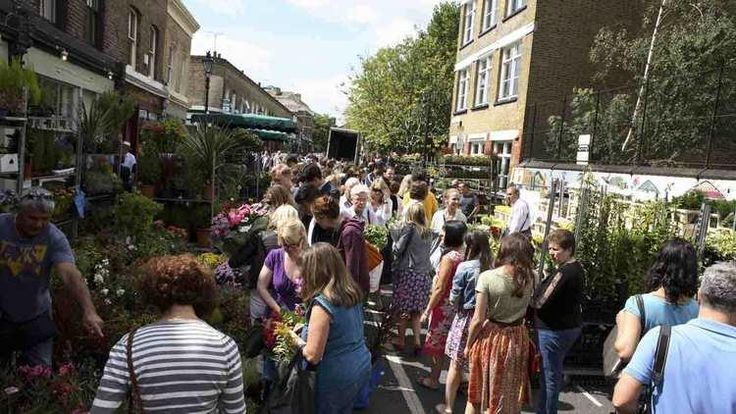 Columbia Road Flower Market. Bethnal Green area guide - Things to do in Bethnal Green - Time Out London