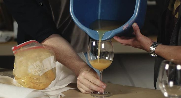 how to make wine in jail