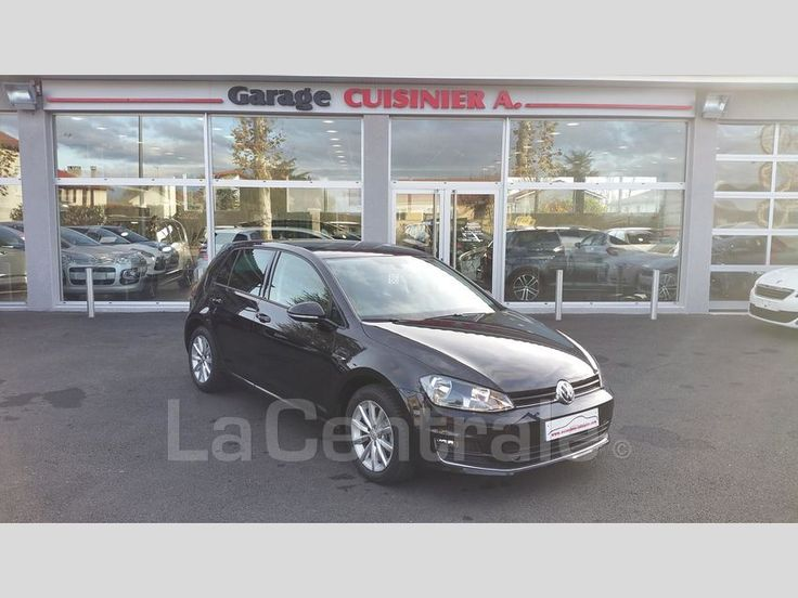 VOLKSWAGEN GOLF VII 2.0 TDI 150 BLUEMOTION TECHNOLOGY LOUNGE BV6 5P 2016 Diesel…