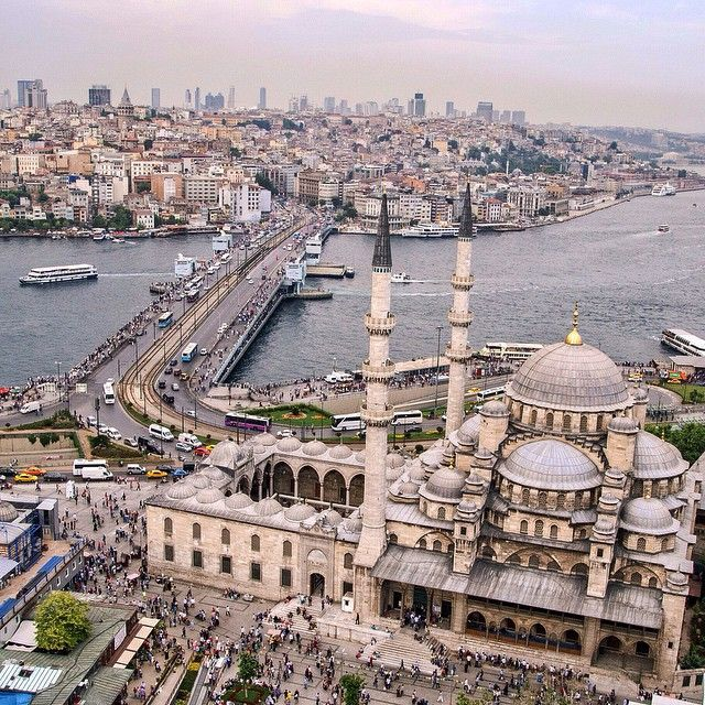 ISTANBUL, Turkey. Thanks to Ahmet ERDEM @ahmet.erdem for sharing  Get your first drone today and start taking photographys like these!  Another amazing photograph! The earth is really breathtaking! Start taking epic footage like this with your new drone. We make it easy with BUY NOW PAY LATER finance option as low as 25$ per month. Now what are you waiting for. https://www.dynnexdrones.com/