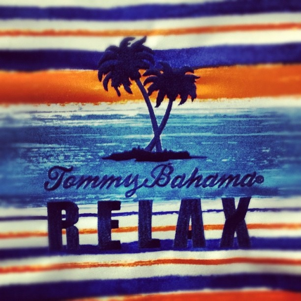 Tommy Bahama RELAX-He wore Tommy for our wedding and almost wears it every day