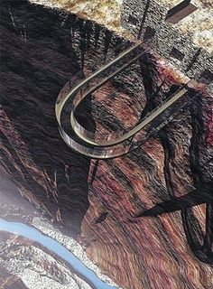 transparent walkway, Grand Canyon National Park...This would be awesome and terrifying at the same time. :)