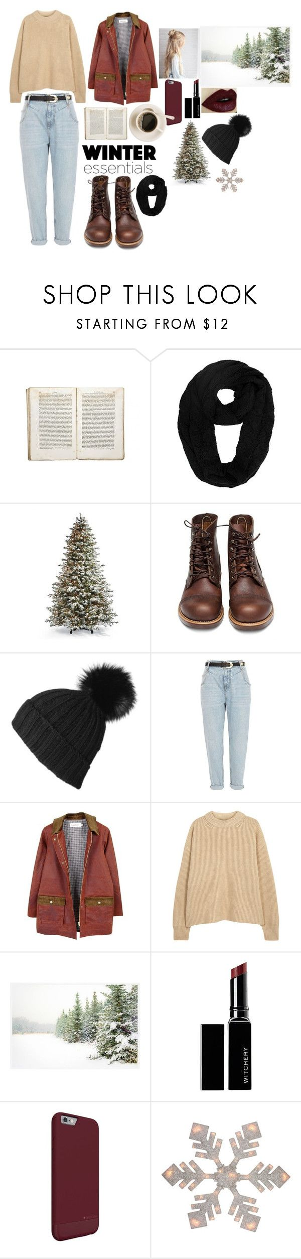 """""""Sin título #167"""" by valusa ❤ liked on Polyvore featuring Jayson Home, Frontgate, Red Wing, Black, River Island, FrenchTrotters, The Row, Pottery Barn and Witchery"""