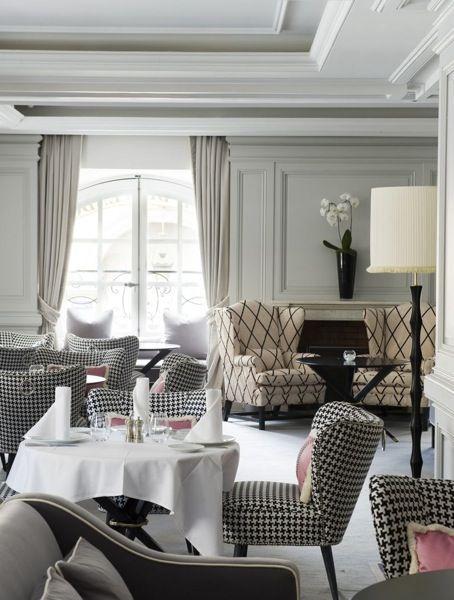paris hotels interiors - Пошук Google