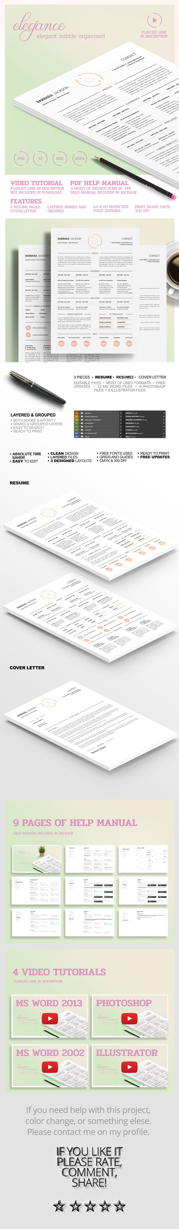 must see good resume format pins good resume examples good elegant style resume and cv