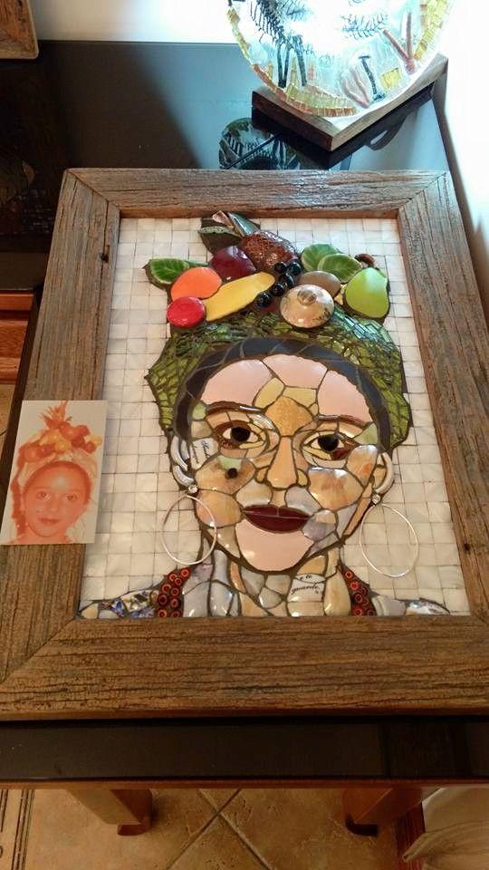 Mosaic Portrait Mosaic Wall Art Mosaic Ideas