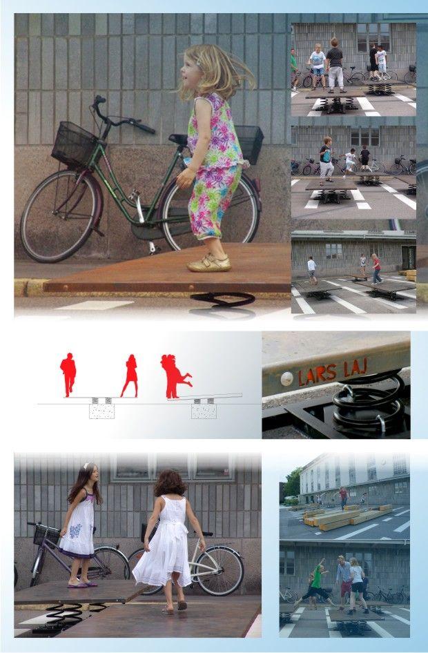 Lars Laj®   Plac zabaw na terenie dawnego browaru Carlsberg! http://www.larslaj.pl/produkt/rownowaznia-na-spezynie/894